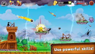 The Catapult 2 Mod Apk 4.0.0 [Unlimited Money]