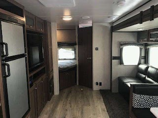 Bunkhouse with Outdoor Kitchen 2019 Heartland Prowler 286p Bunk House W Travel