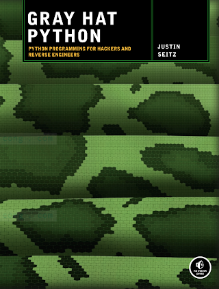 Gray Hat Python - Python Programming for Hackers and Reverse Engineers (2009).pdf