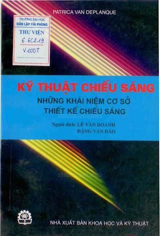 Kỹ Thuật Chiếu Sáng - Lê Văn Doanh, 246 Trang.pdf