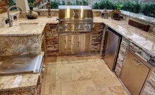 Outdoor Kitchen Granite Countertops Best Compared Countertop Specialty