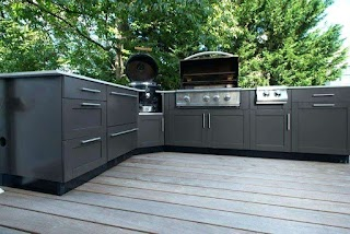 Outdoor Cabinets Kitchen Cabinet Materials Stainless Steel