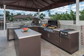 Outdoor Kitchen Fort Lauderdale S Allied Bath