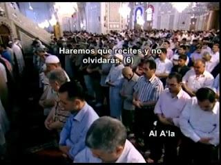 Sura El Altísimo <br>(Al-Á'la) - Jeque / Adel Alkalbaany -