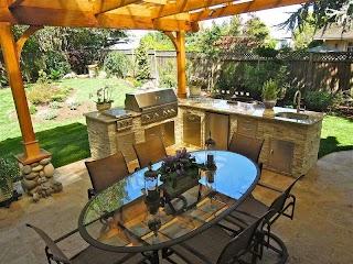 Unlimited Outdoor Kitchen Custom Design Pillar