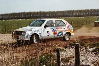 Archief Tulpenrallye - Willem Lancee - Veenendaal