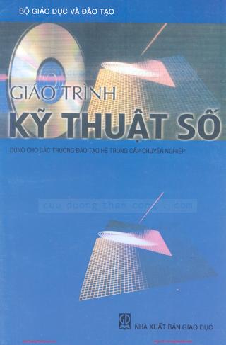 THCN.Giáo Trình Kỹ Thuật Số - Ts.Nguyễn Viết Nguyên, 254 Trang.pdf