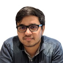 Himadri M - Computer vision developer