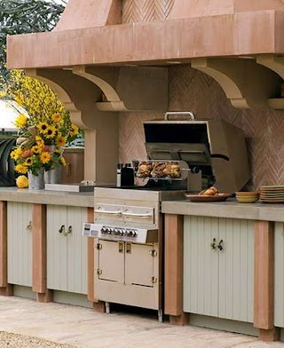 Outdoor Kitchen Cupboards Basic Information to Help You Understand About