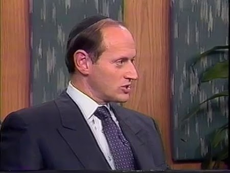 Direct Line (hosted by Mike Jarmus and Stacey Krone) with Daniel Bloch and Sol Rudes – Segment by Leon Charney (Original Airdate 10/02/1988)