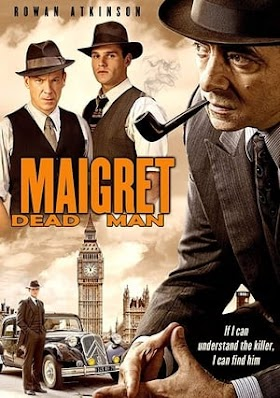 Maigret's Dead Man Poster