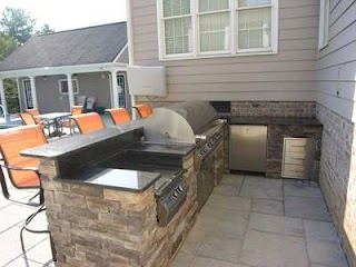 Outdoor Kitchen Creations Richmond Va About Design