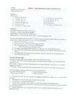 Serie de td sur l'etude semantique (calcul propositionnel).pdf