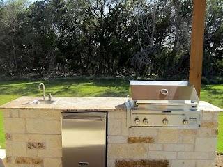 Outdoor Kitchen Showroom S Dallas Design Outside