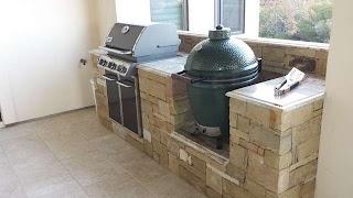Austin Outdoor Kitchen Seven Oaks Luxury Craftsman Patio By