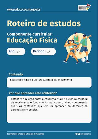 EDUCAÇÃO FÍSICA E CULTURA CORPORAL DE MOVIMENTO