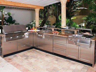 Master Forge Modular Outdoor Kitchen Edselownerscom Ideas For