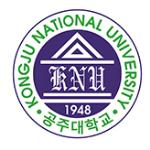 Trường đại học quốc gia KONGJU