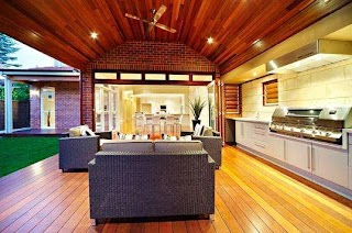 Outdoor Kitchen Designs Melbourne Design Ideas Get Inspired By Photos Of