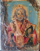 "Icoana ""Sf. Nicolae"" ferecata - 13 - poza 2 - Galeria Anton"