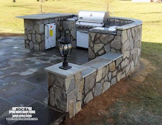 Gas Grill Inserts Outdoor Kitchens 185 Best Bbq Es Images on Pinterest