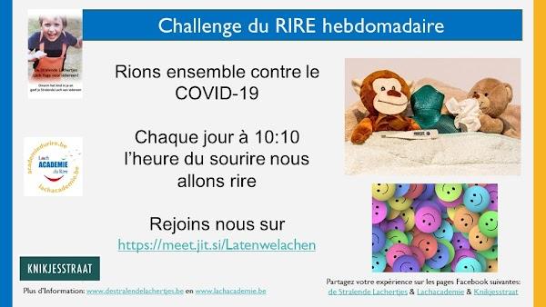 Challenge du rire 5