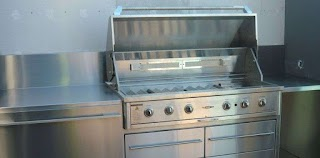 Stainless Steel Outdoor Kitchen Melbourne I Saw This and Fell in Love I Am