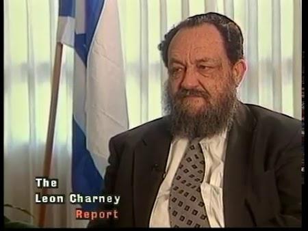 Rabbi Avraham Ravitz and Efriam Sneh in Israel (Original Airdate 1/04/1998)