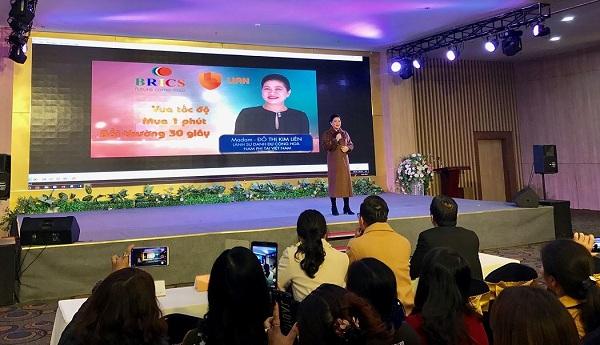 (Giáo dục VietNam) Bà Đỗ Thị Kim Liên khuyên các bạn trẻ \