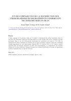 ETUDE COMPARATIVE DE LA DISTRIBUTION DES CHARGES SISMIQUES DES BATIMENTS COMPORTANT DES DISSYMETRIES EN PLAN.pdf