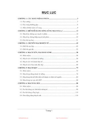 Kỹ Thuật Xung - Ts.Nguyễn Trọng Hải, 124 Trang.pdf