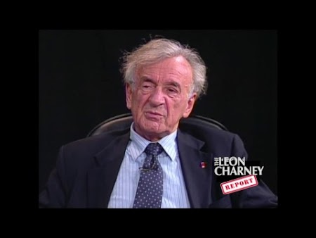 Gita Kaufman and Elie Wiesel (Edited Episode 5/10/2015 with content from 10/08/2006)
