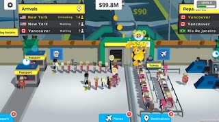 Idle Tap Airport Mod Apk 1.14.1 Unlimited Money]