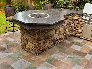 Inexpensive Outdoor Kitchen Ideas Cheap