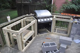 Outdoor Kitchen Building Plans How to Build an 20 Ideas Floor Layout