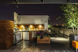 Outdoor Kitchen Small Space 31 Amazing Ideas
