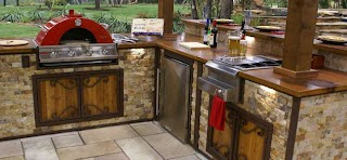 Outdoor Cooking Kitchens Custom Mansfield Tx