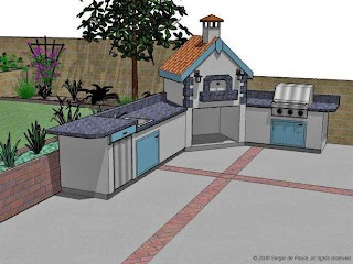 Affordable Outdoor Kitchen Options for an Hgtv