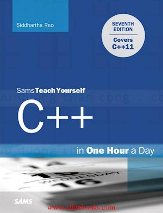 Sams Teach Yourself C++ In 1h A Day, 7th Ed.pdf