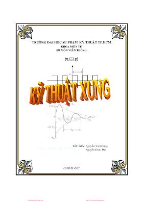 SPKT.Kỹ Thuật Xung - Nguyễn Việt Hùng, 194 Trang.pdf