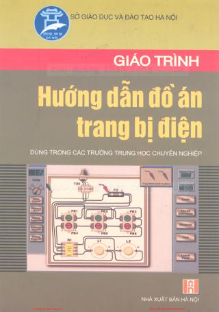 THCN.Giáo Trình Hướng Dẫn Đồ Án Trang Bị Điện - Vũ Ngọc Vượng, 132 Trang.pdf
