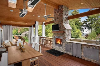Designing Outdoor Kitchen The Perfect
