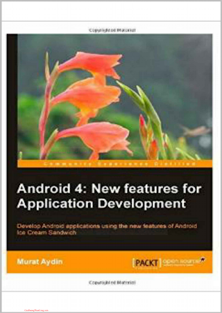 151142852X {96462A62} Android 4_ New Features for Application Development [Aydin 2015-03-25].pdf