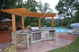 Simple Outdoor Kitchens Real Bar and Bistro Choosing The Best Of