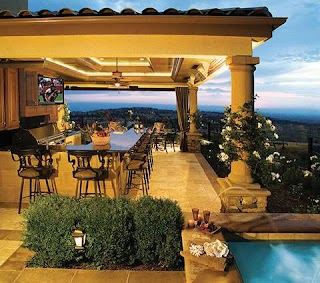 Luxury Outdoor Kitchens Part 2 Pools Living
