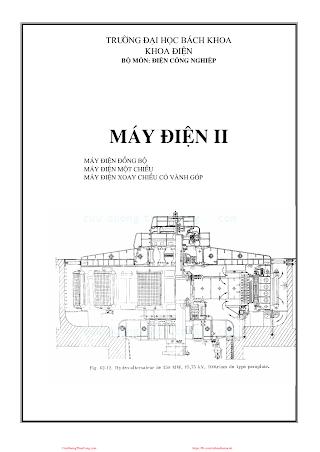 ĐHĐN.Máy Điện 2 - Nguyễn Xuân Hòa, 62 Trang.pdf