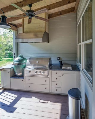 The Outdoor Kitchen Rethinking Concept Porch Company