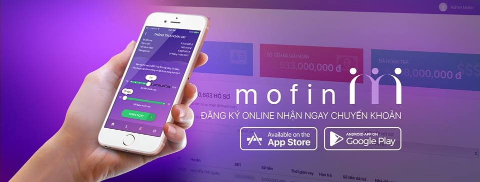 Ứng dụng vay tiền online là gì?