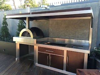 Outdoor Kitchens Perth Wa Zesti Woodfired Ovens