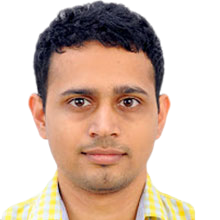 Abhinav S - Microservices developer
